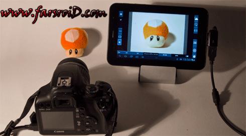 دانلود DSLR Controller - کنترل دوربین های دیجیتال از طریق گوشی