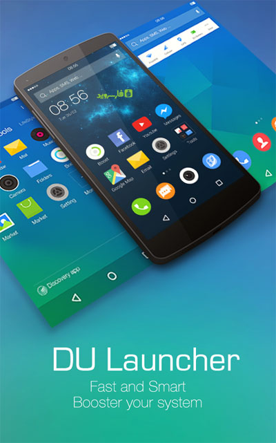 Download DU Launcher Android Du Apps - FRE NEW Google Play
