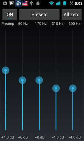 DeaDBeeF Player Android - برنامه اندروید