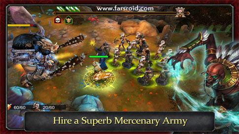 Download Demonrock: War of Ages Android Apk + Obb - New FREE
