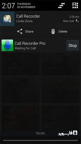 Digital Call Recorder Pro Android