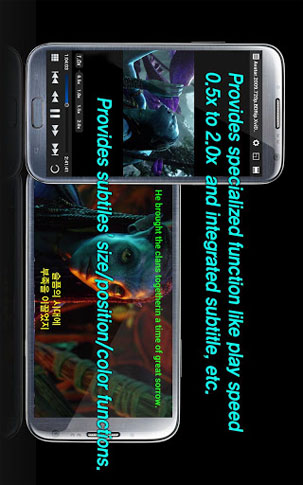 Direct Player Android