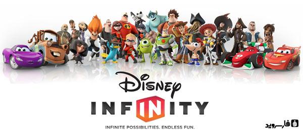 دانلود Disney Infinity: Action - ساخت انیمیشن دیزنی اندروید!