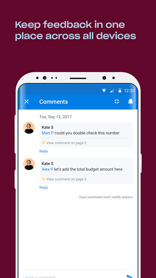 Dropbox Android - برنامه دراپ باکس اندروید