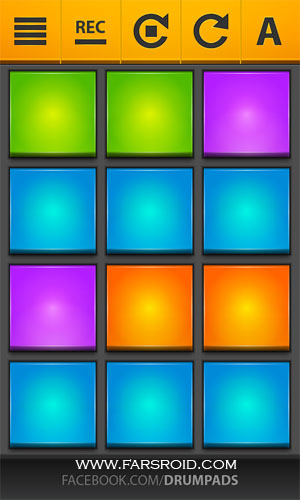 Drum Pads 24 Android - برنامه اندروید