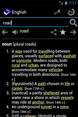 English Dictionary – Offline Android