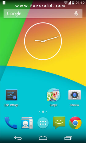 Download Epic Launcher (KitKat) Prime Android Apk - New FREE