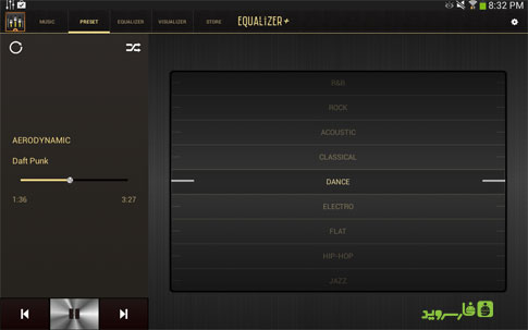 Download Equalizer + mp3 Player Volume Android Apk - Google Play
