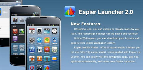 Espier Launcher Android