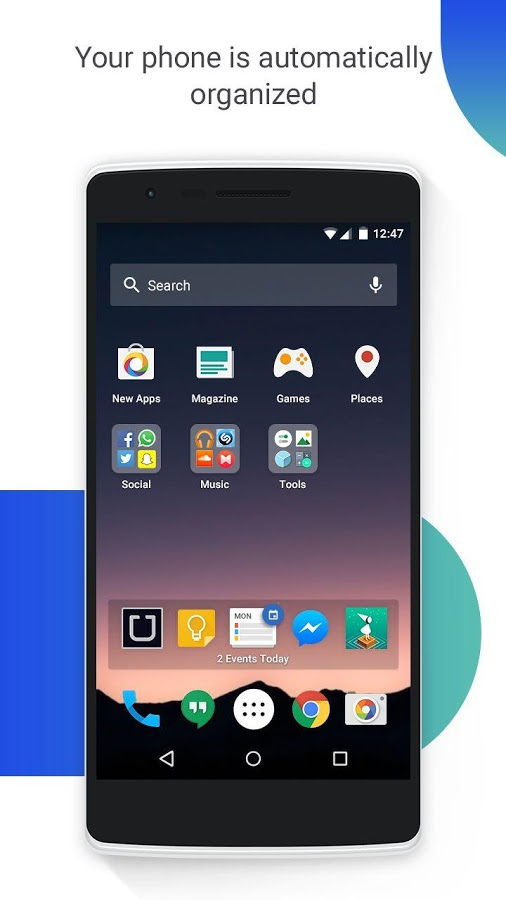EverythingMe Launcher Android - لانچر رایگان اندروید