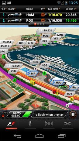 دانلود F1™ 2013 Timing App 5.183 – اخبار مسابقات فرمول 1 برای اندروید