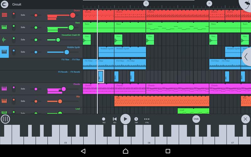 FL Studio Mobile Android