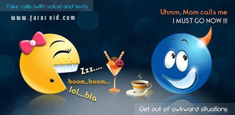 دانلود Fake Call & SMS & Call Logs - تماس و پیامک جعلی اندروید