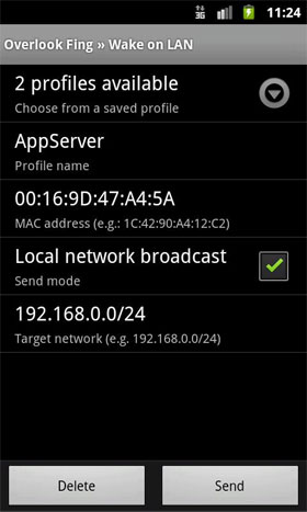 Fing – Network Tools Android - برنامه اندروید