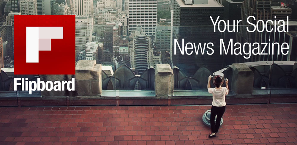 دانلود Flipboard: Your News Magazine - اخبار روز جهان در اندروید