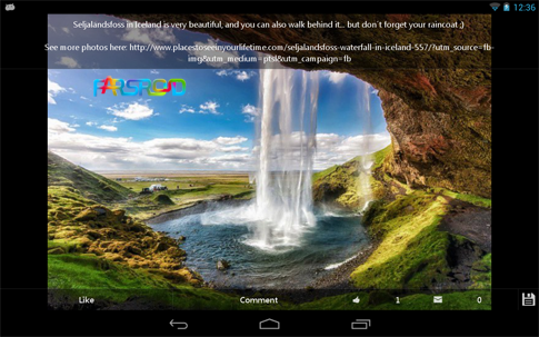 Download Flipster Pro for Facebook Android Apk