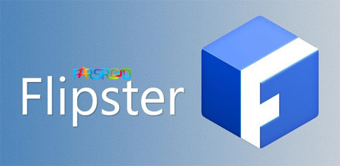 دانلود Flipster Pro for Facebook - فیسبوک اندروید !