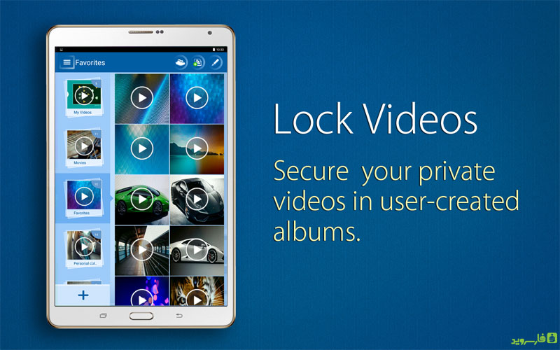 Folder Lock Pro Android