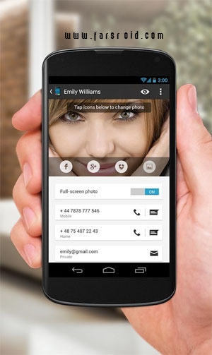 Full Screen Caller ID - BIG! PRO - برنامه اندروید