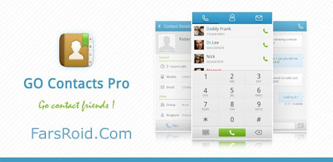 GO Contacts Pro Android
