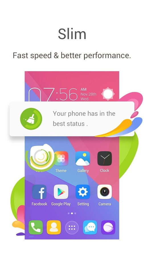 Download GO Launcher Z Android Apk Prime/VIP - Google Play FREE