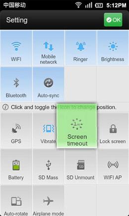 دانلود GO Switch Widget 1.81 – ویجت کاربردی اندروید