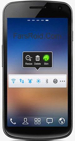 GO Switch Widget Android