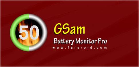 دانلود GSam Battery Monitor Pro - مانیتورینگ باتری اندروید!