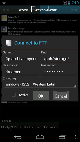 Download Ghost Commander File Manager Android Apk New
