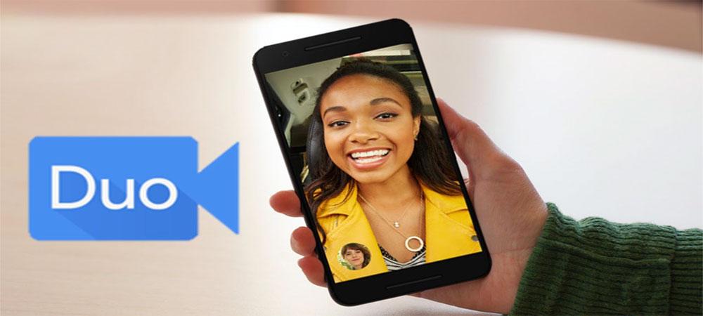 دانلود Google Duo 11.0.155468408.DR11_RC10 – برنامه مکالمات تصویری گوگل اندروید