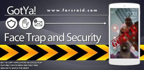 دانلود GotYa! Security & Safety - برنامه دزدگیر عالی اندروید!