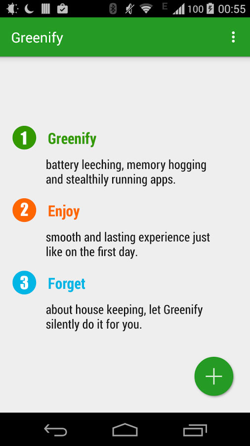 Greenify *ROOT* Android