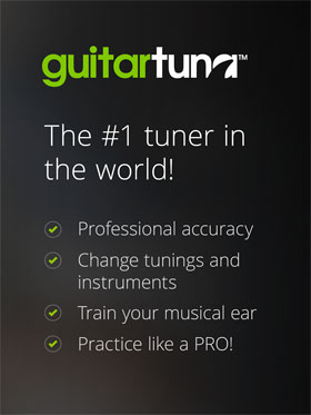 Guitar Tuner Free - GuitarTuna Android