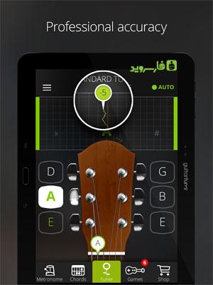 Download Guitar Tuner Free - GuitarTuna Android Unlocked - Google Play