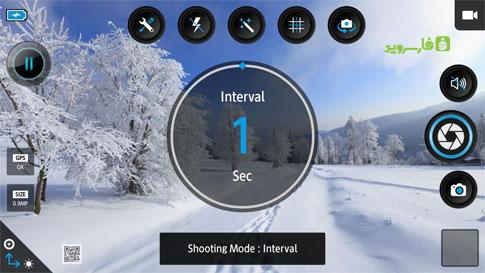 HD Camera Pro Android - نرم افزار جدید اندروید