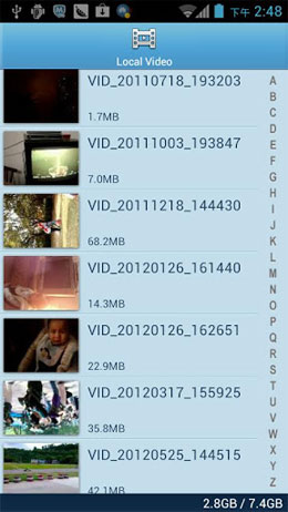 HD Video Player Android