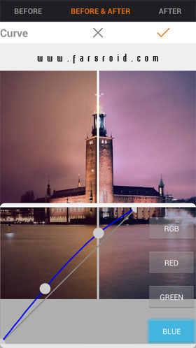 HDR FX Photo Editor Pro - برنامه اندروید