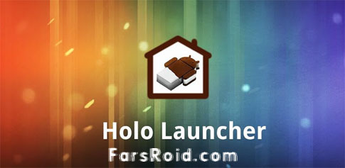 Holo Launcher Android