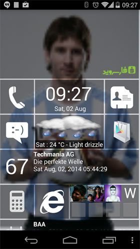 Home8+like Windows 8 Android