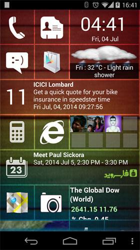 دانلود Home8+like Windows 8 4.0 – لانچر ویندوز 8 اندروید!