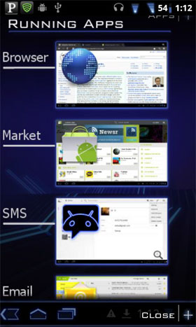 Honeycomb Launcher + Android اندروید