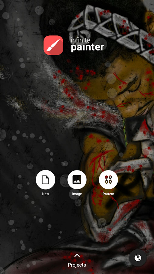 Infinite Painter Android برنامه اندروید