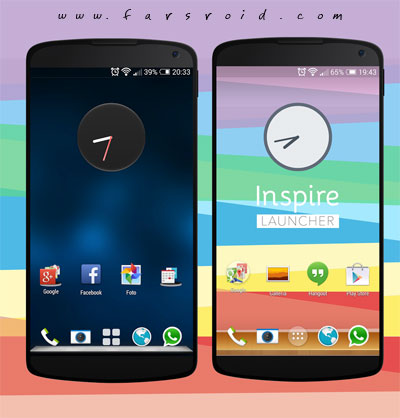 Download Inspire Launcher Android Apk - New FREE