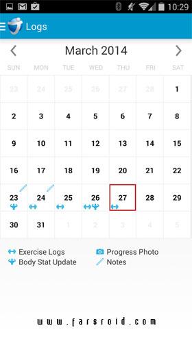 JEFIT Pro - Workout & Fitness - برنامه اندروید