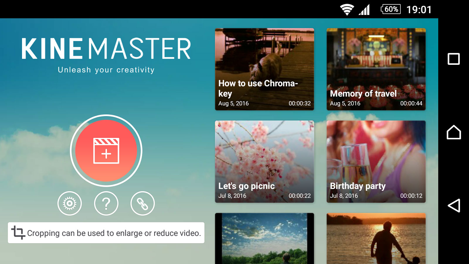 KineMaster Pro – Video Editor Android برنامه اندروید