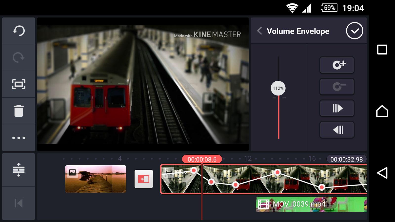 دانلود KineMaster Pro – Video Editor 4.7.6.11902.GP - ویرایشگر ویدئو اندروید + مود