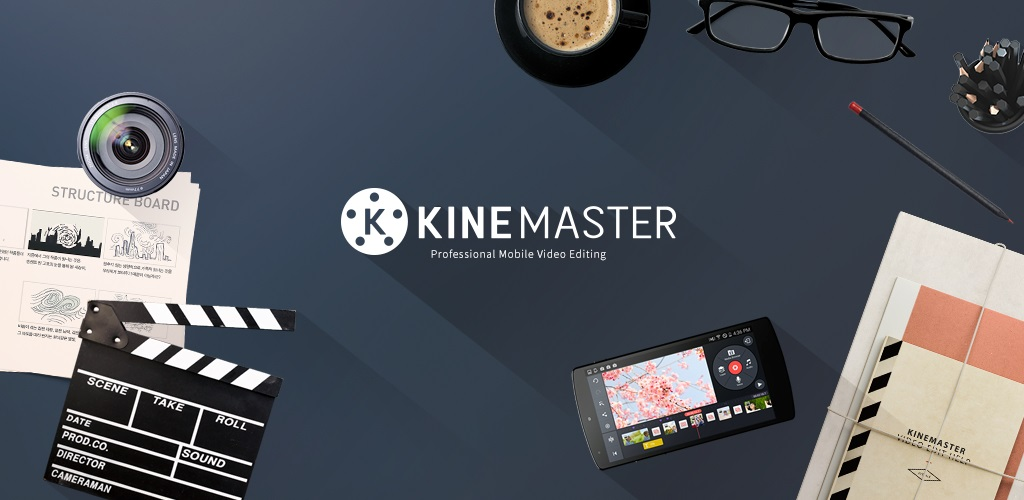 KineMaster Pro Video Editor دانلود KineMaster Pro – Video Editor 3.3.1.7699 – ویرایشگر ویدئو آندروید !