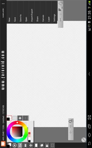LayerPaint HD - برنامه اندروید