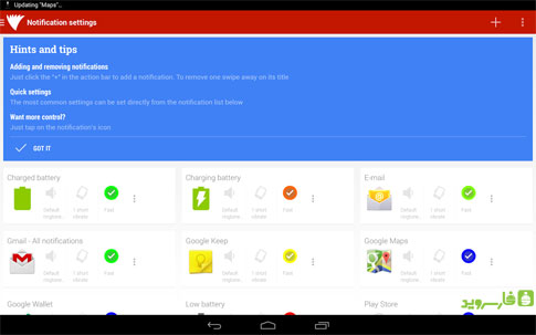 Light Flow - LED&Notifications Android