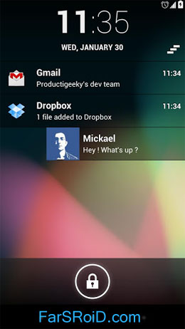 LockerPro Lockscreen Android